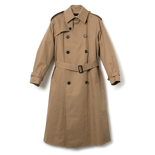 TRENCH COAT(BIG+LONG)